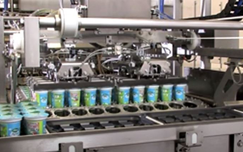 Waldner DOSOMAT Cup Filling & Sealing Packaging Technology